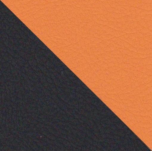 Черно-оранж.